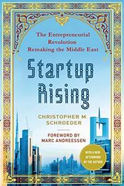 STARTUP RISING by Christopher  Schroeder