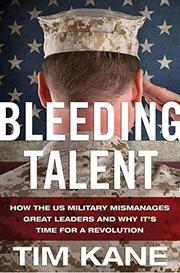 Book Cover for BLEEDING TALENT