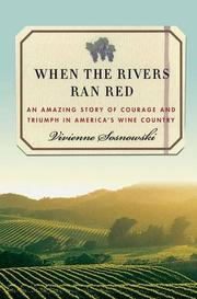 Cover art for WHEN THE RIVERS RAN RED