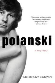 Cover art for POLANSKI