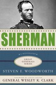 SHERMAN by Steven E. Woodworth