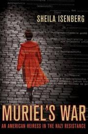 MURIEL'S WAR by Sheila Isenberg