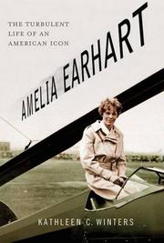 AMELIA EARHART by Kathleen C.  Winters