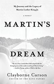 Cover art for MARTIN'S DREAM