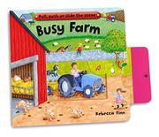 BUSY FARM by Rebecca Finn
