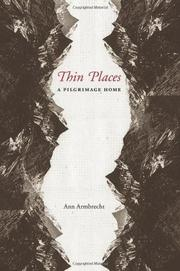 THIN PLACES by Ann Armbrecht