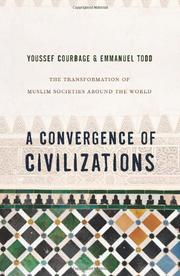 Book Cover for A CONVERGENCE OF CIVILIZATIONS