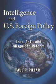 Cover art for INTELLIGENCE AND U.S. FOREIGN POLICY