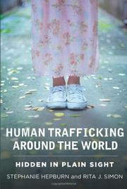 HUMAN TRAFFICKING AROUND THE WORLD by Stephanie Hepburn