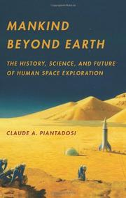 Cover art for MANKIND BEYOND EARTH