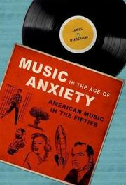 MUSIC IN THE AGE OF ANXIETY by James Wierzbicki