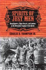 Book Cover for SPIRITS OF JUST MEN
