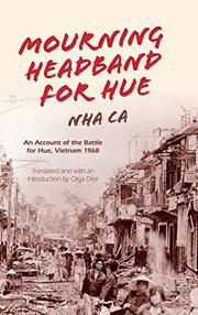 MOURNING HEADBAND FOR HUE by Nhã Ca
