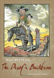 THE DEVIL'S BACKBONE by Bill Wittliff