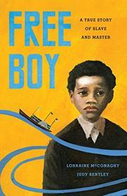 FREE BOY by Lorraine McConaghy