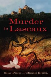 Cover art for MURDER IN LASCAUX