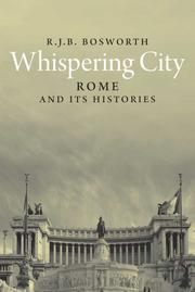 Cover art for WHISPERING CITY