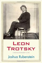 LEON TROTSKY by Joshua Rubenstein