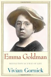 Cover art for EMMA GOLDMAN