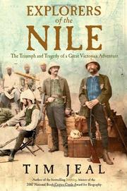 Book Cover for EXPLORERS OF THE NILE