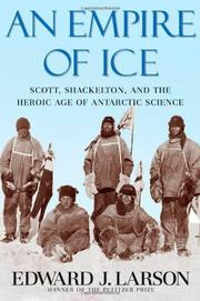 Book Cover for AN EMPIRE OF ICE