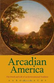 Cover art for ARCADIAN AMERICA