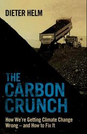 Cover art for THE CARBON CRUNCH