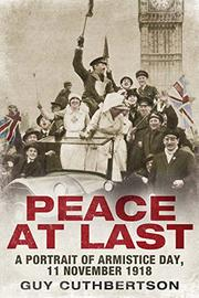 PEACE AT LAST by Guy Cuthbertson