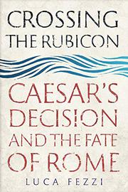 CROSSING THE RUBICON by Luca Fezzi