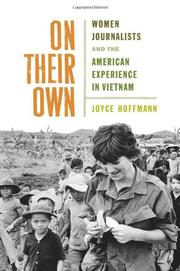 ON THEIR OWN by Joyce Hoffmann