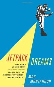 JETPACK DREAMS by Mac Montandon