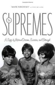 Cover art for THE SUPREMES