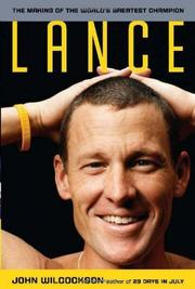 Book Cover for LANCE