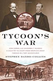 TYCOON'S WAR by Stephen Dando-Collins