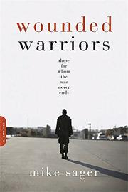 Cover art for WOUNDED WARRIORS