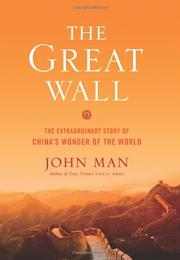 Book Cover for THE GREAT WALL