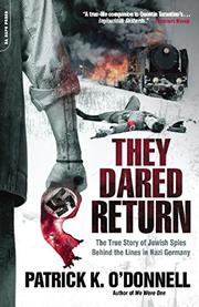 Cover art for THEY DARED RETURN