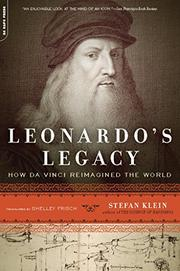 Cover art for LEONARDO'S LEGACY