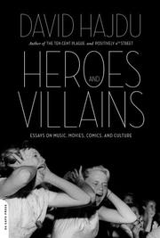 Book Cover for HEROES AND VILLAINS