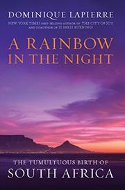 Cover art for A RAINBOW IN THE NIGHT