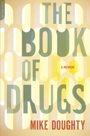 Cover art for THE BOOK OF DRUGS