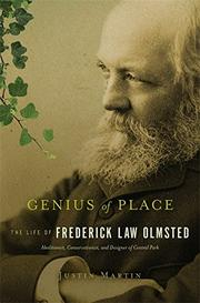 Cover art for GENIUS OF PLACE