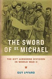Book Cover for THE SWORD OF ST. MICHAEL