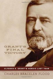Book Cover for GRANT'S FINAL VICTORY
