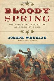 BLOODY SPRING by Joseph Wheelan