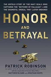 HONOR AND BETRAYAL by Patrick Robinson