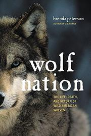 WOLF NATION by Brenda Peterson
