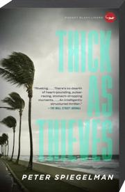 Cover art for THICK AS THIEVES