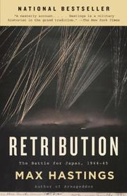 Cover art for RETRIBUTION