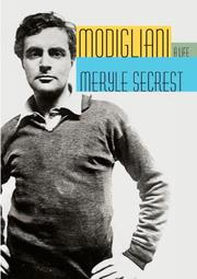 Cover art for MODIGLIANI
